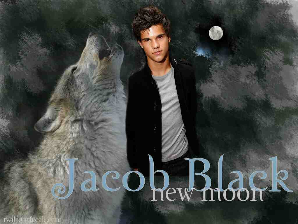 New Moon Wallpapers Jacob